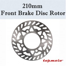 "TDPRO 210mm 8.3"" Front Brake Disc Rotor for Dirt Pit Bike 70cc-160cc CRF KLX SSR TTR"