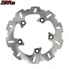 TDPRO For Yamaha Motorcycle Rear Brake Rotor YZF 600 R6 [2003-2008] YZF 1000 R1 [2004-2008]